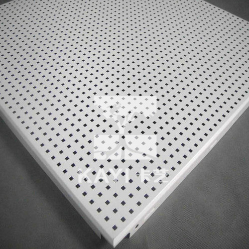 Perforated Acoustical Panel