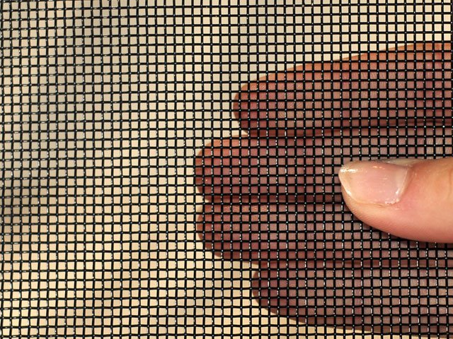 Security Woven Screen
