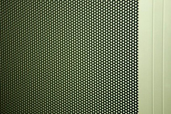 Security Perforated Screen